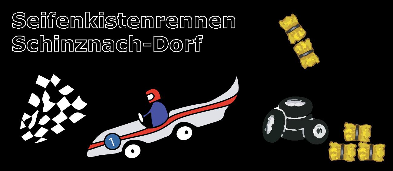 Seifenkistenrennen Schinznach-Dorf Logo
